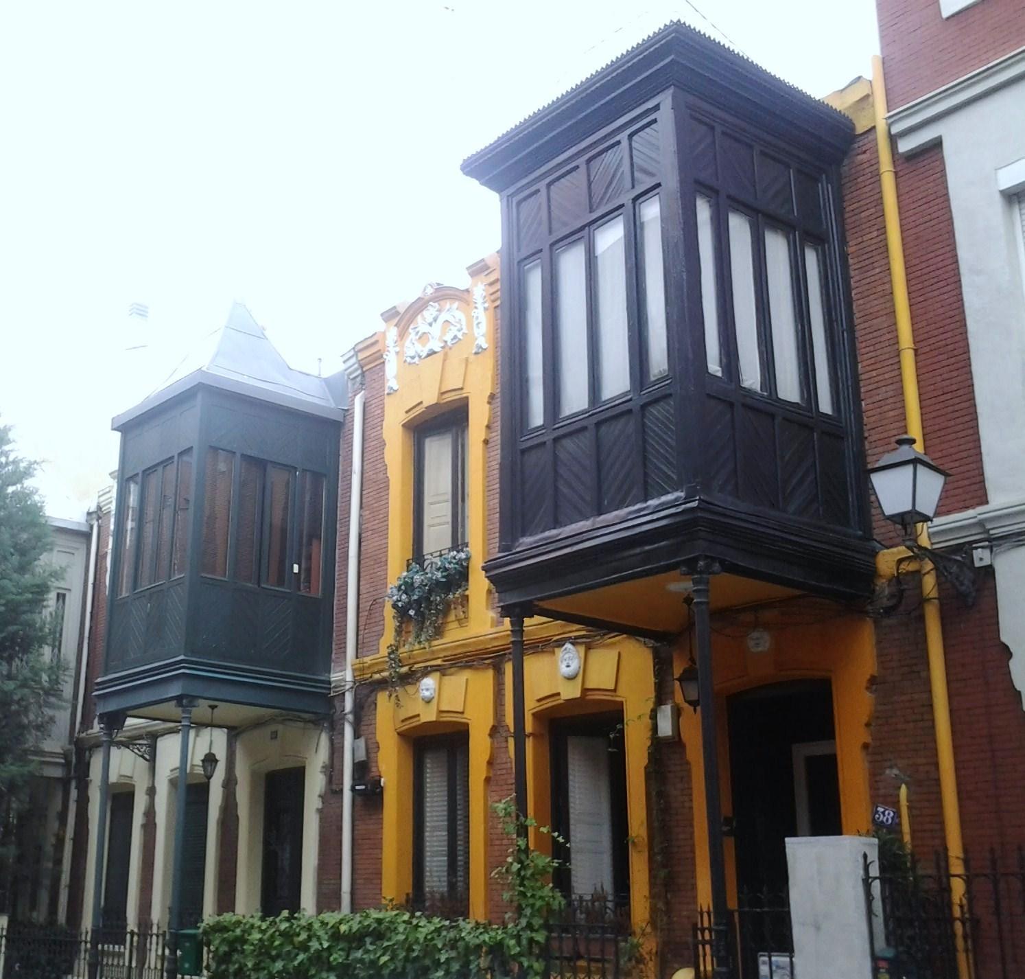 Colonia Moderna Madrid