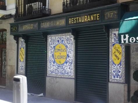 Casa Ramón Barrio Letras