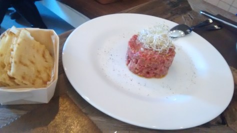 Steak Tartar La Estancia