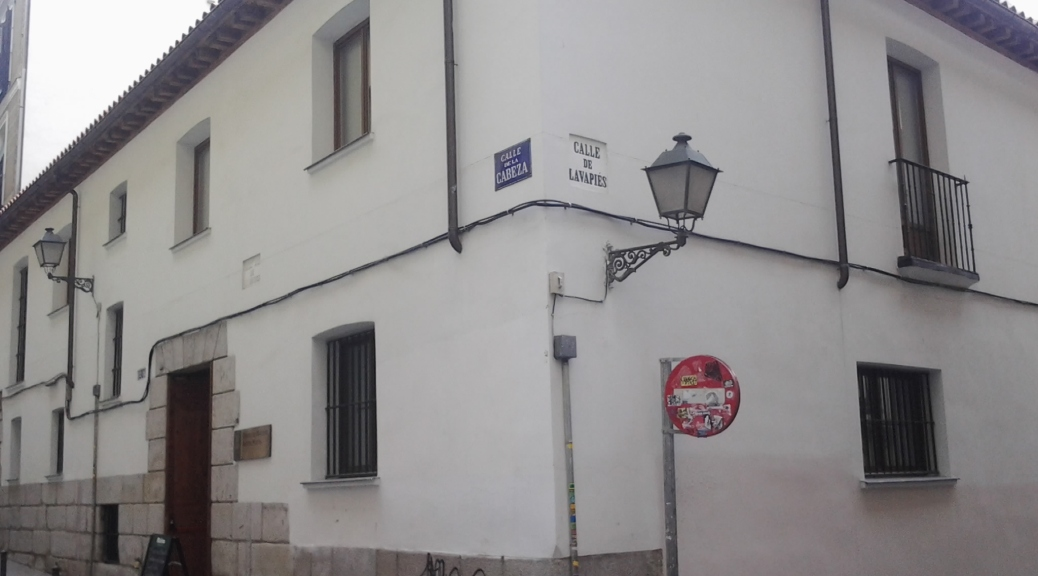 Calle de la Cabeza, Lavapiés
