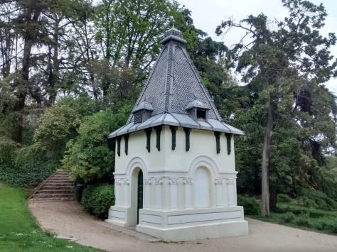 Parque de la fuente del Berro