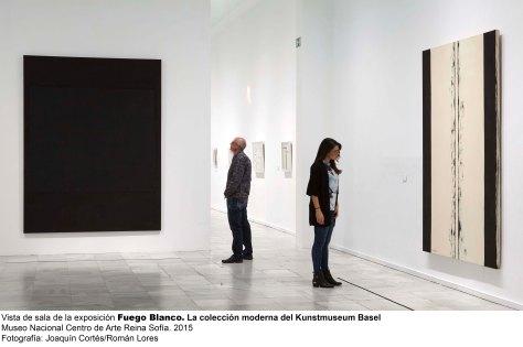 Kunstmuseum Basel Fuego Blanco