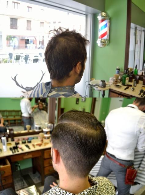 malditos bastardos barberia