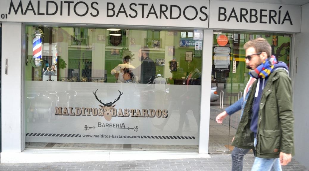 barberia malditos bastardos
