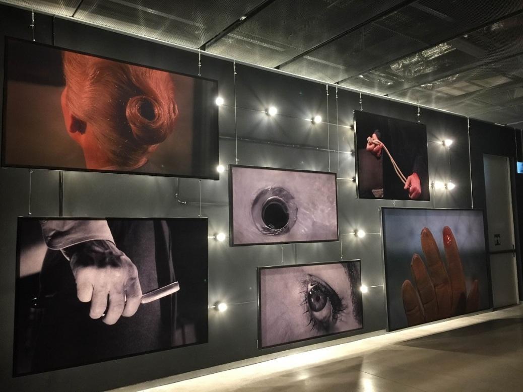 Exposición Hitchcock