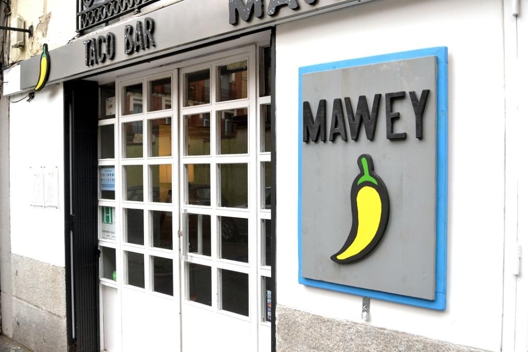 Taco Bar Mawey